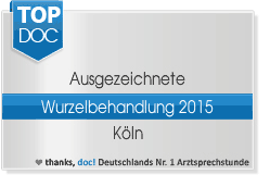 Top Bewertung bei thanks, doc, 2015